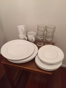 Crockery set Bondi Eastern Suburbs Preview