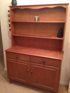 Timber buffet / wall unit Seaton Charles Sturt Area Preview