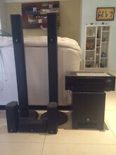 Yamaha home theatre system Huntingdale Gosnells Area Preview
