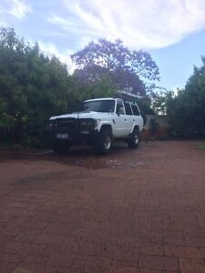 Hj61 12ht 60 series landcruiser Waterford South Perth Area Preview