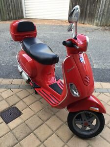 Vespa LX125 with 198cc Kit & GPR Sports Exhaust Shenton Park Nedlands Area Preview