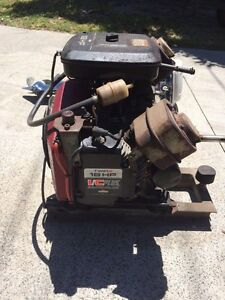 18 hp Briggs and Stratton V Twin engine Lota Brisbane South East Preview