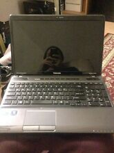 Toshiba Satellite A660 laptop The Junction Newcastle Area Preview