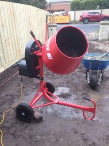 Cement mixer Cheltenham Kingston Area Preview