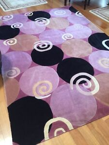 BEAUTIFUL MERINO WOOL RUG Scarborough Redcliffe Area Preview