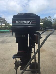Mercury 20hp Outboard Pialba Fraser Coast Preview