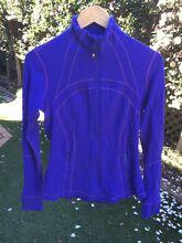 Lululemon Size CAN 8 (aus 12) purple jacket Curl Curl Manly Area Preview