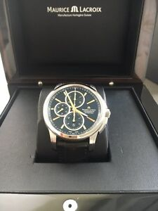Maurice Lacroix Rose Gold Pontos Chronograh Springvale Greater Dandenong Preview