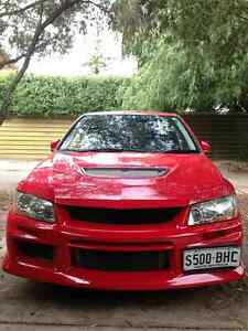 2003 Mitsubishi Lancer Evolution VIII (8) North Adelaide Adelaide City Preview