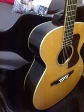 Gretch accoustic guitar Drummoyne Canada Bay Area Preview