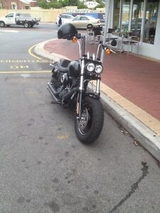 Harley Davidson fat bob for sale Morley Bayswater Area Preview