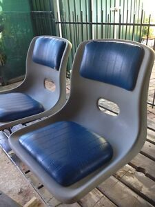 Swivel seats for tinnie Capalaba Brisbane South East Preview