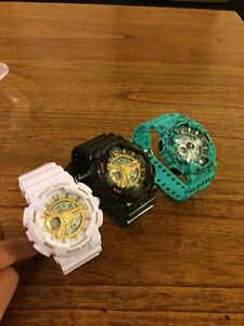 Brand new g shock looking watches a1 copy Prestons Liverpool Area Preview