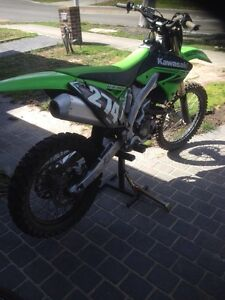 2010 KXF250 DIRT BIKE WILL SWAP FOR DECENT JETSKI OR FISHING BOAT.... Melbourne CBD Melbourne City Preview