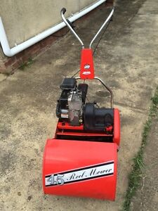 Rover 45 Reel Mower Briggs And Stratton Kyneton Macedon Ranges Preview