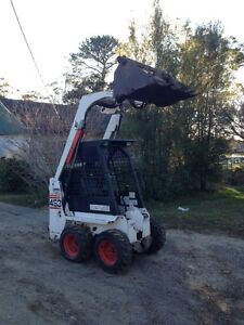 Bobcat 463 for sale. Woodford Blue Mountains Preview