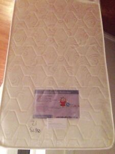 Brand new in plastic quirky bubba brand baby cot mattress Fairfield Heights Fairfield Area Preview