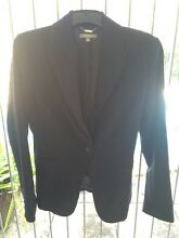 Katies brand black business jacket size small Cashmere Pine Rivers Area Preview