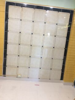 Wanted: A S tiling and waterproofing service