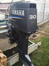 Yamaha  30 outboard motor Caniaba Lismore Area Preview