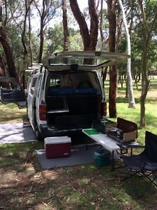 2003 TOYOTA HIACE  AUTOMATIC CAMPER Pagewood Botany Bay Area Preview