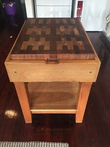Bespoke hand crafted Butchers Block Tempe Marrickville Area Preview