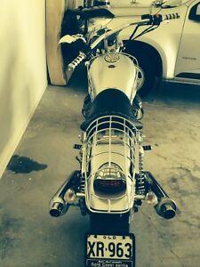 Motorbike swap for slide on camper Cleveland Redland Area Preview