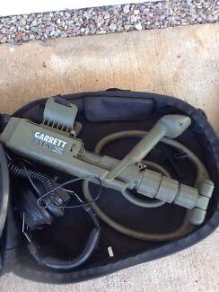 Garrett ATX extreme. Metal detector