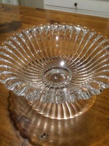 Waterford Crystal Bowl Freemans Reach Hawkesbury Area Preview