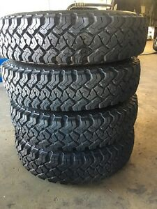 Brand New Tyres & Wheels Rangeville Toowoomba City Preview