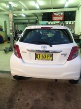 2012 Toyota Yaris Blacktown Blacktown Area Preview