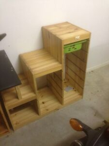 FREE - Pine and white storage units from IKEA Albany Creek Brisbane North East Preview