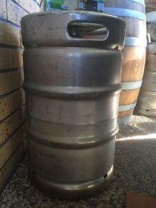 2 beer kegs Belmont Lake Macquarie Area Preview