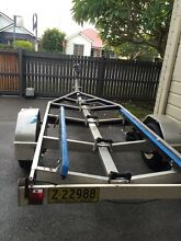Boat trailer - needs weld Merewether Newcastle Area Preview