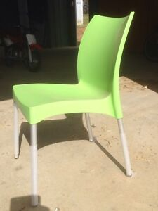 Green chairs Braidwood Palerang Area Preview
