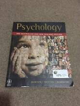 Psychology 3rd Aus & NZ Edition Textbook Boronia Heights Logan Area Preview