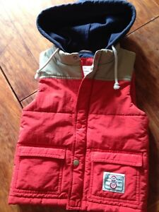 Kids boys  country road sleeveless jacket size 8 Ferntree Gully Knox Area Preview