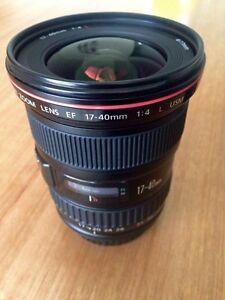 Canon 17-40mm f4 L  LIKE NEW Sunnybank Brisbane South West Preview