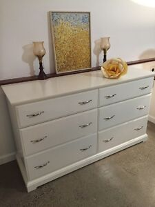 Ikea Undredal Chest of 6 Drawers New Farm Brisbane North East Preview