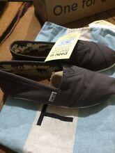 TOMS Womens Shoes (Grey) Mount Richon Armadale Area Preview