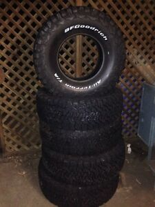 4x4 tyres BF Goodrich A/T Ko2  285/75/16 Ruse Campbelltown Area Preview
