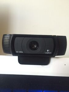LOGITECH 1080p Webcam Pretty Much NEW Upper Coomera Gold Coast North Preview