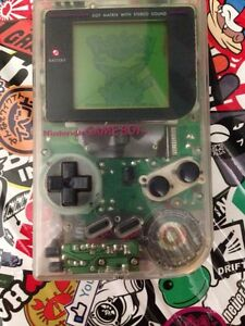 Game boy with Pokemon yellow in box Adelaide CBD Adelaide City Preview