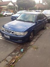 2001 Saab 9-3 Coupe Brunswick East Moreland Area Preview