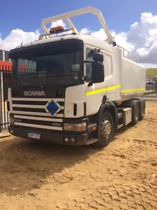 Scania 124/420 water cart truck 15000 litre tank North Sydney North Sydney Area Preview