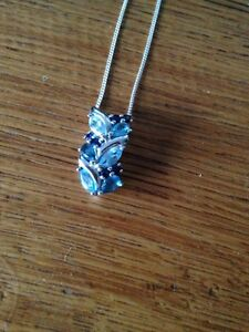 Genuine sterling silver necklaces Dee Why Manly Area Preview