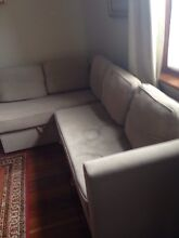 Corner Lounge Queen Sofa Bed with lift up Storage East Maitland Maitland Area Preview