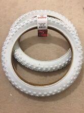 White 16 inch bike Tyres x 2 Edgeworth Lake Macquarie Area Preview