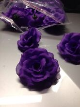 Approx. 40 roses purple Ngunnawal Gungahlin Area Preview