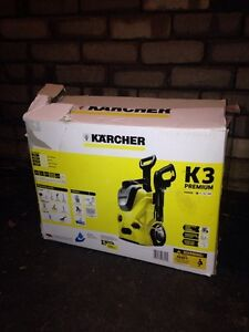Karcher K3 Premium High Pressure Cleaner With Home Kit And Car Kit Madeley Wanneroo Area Preview